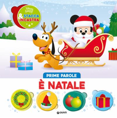 E' Natale Disney Baby BABY STACCA&INCASTRA