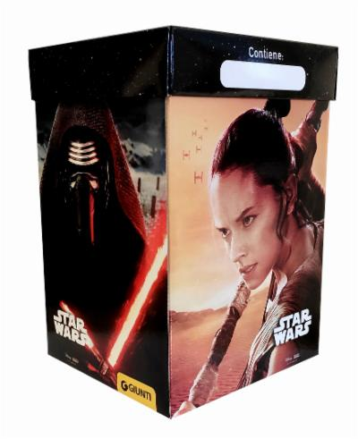 Star Wars Scatola Stellare Cubotti