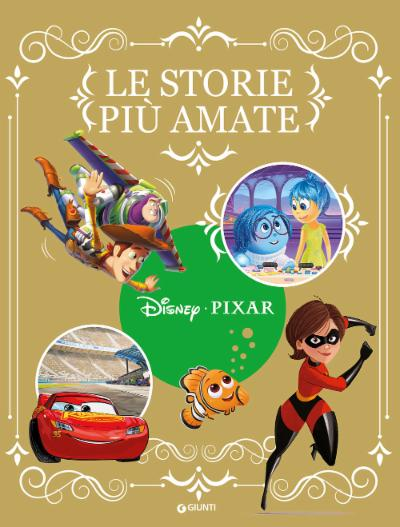 Le storie Pixar più amate Fiabe Collection
