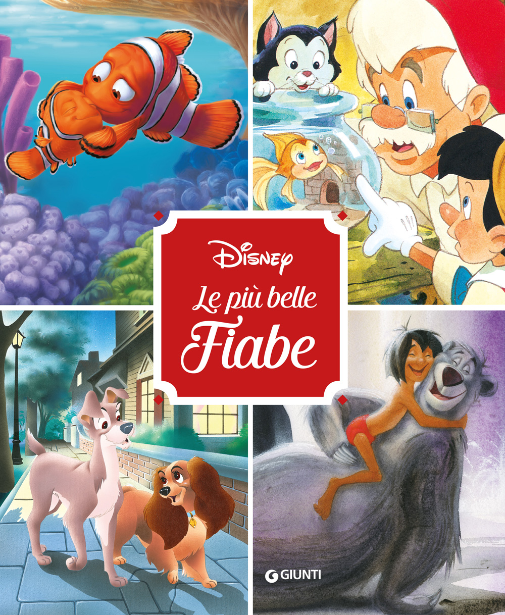 Le più belle fiabe. Disney Fiabe Collection