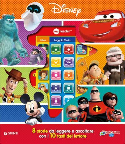 Il mio primo lettore - Disney Pixar