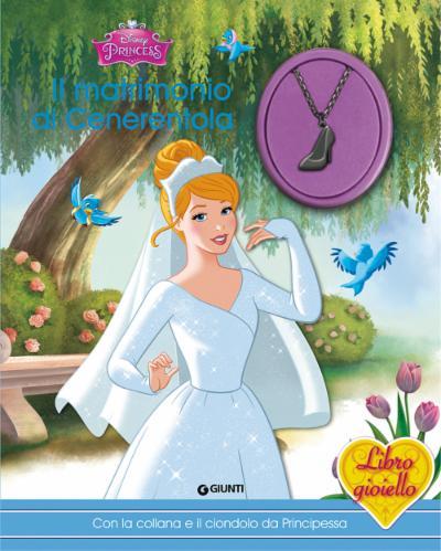 Libro Gioiello - Il matrimonio di Cenerentola