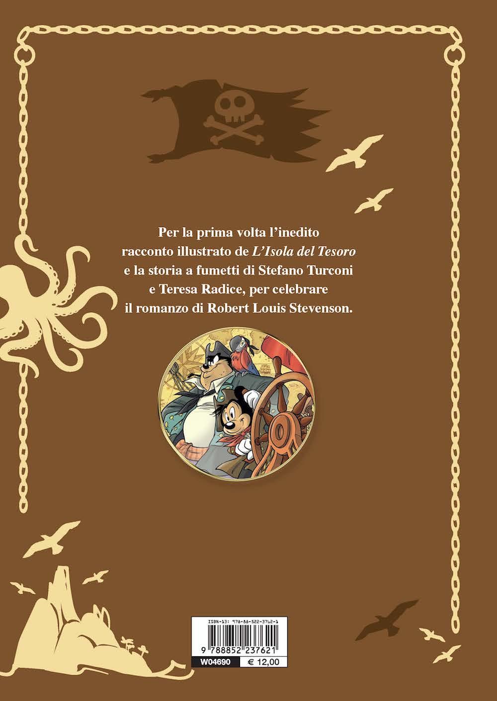 L'isola del tesoro Letteratura a Fumetti