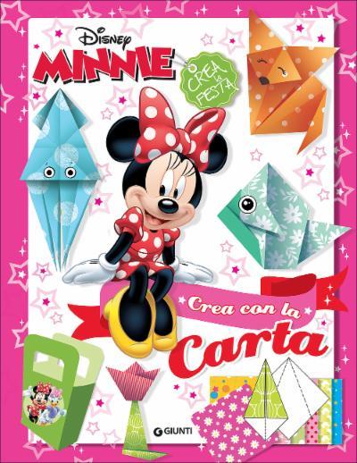 Crea con la carta Minnie Crea la festa