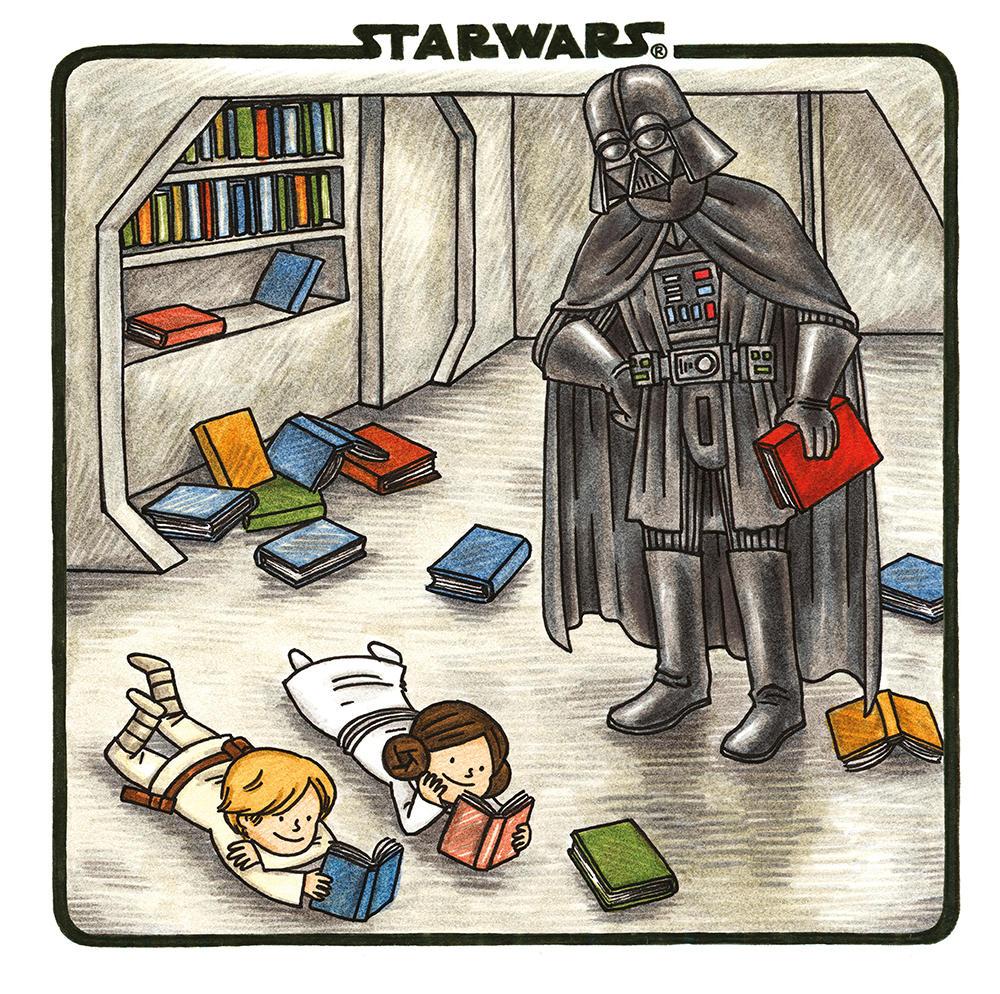 Darth Vader Cofanetto Narrativa d'Autore