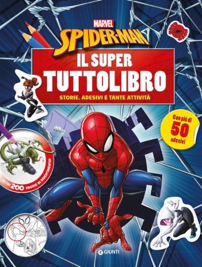 Spiderman Il Super Tuttolibro