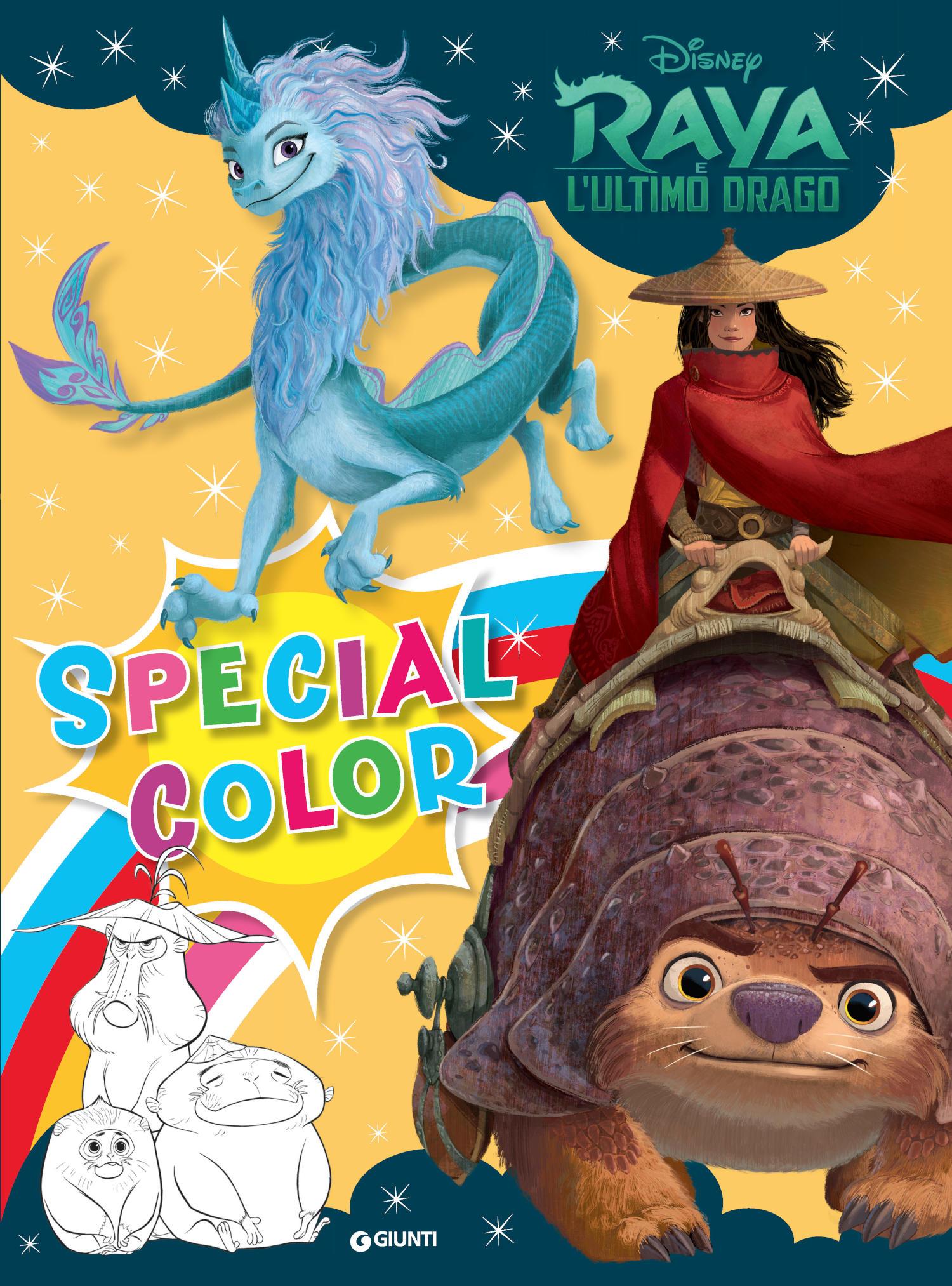 Raya e l'Ultimo Drago Special color