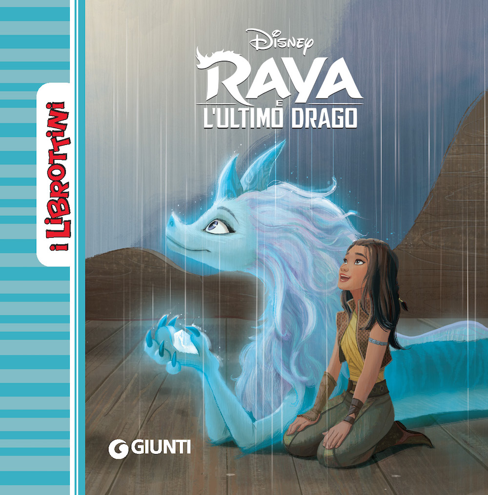 Raya e l'Ultimo Drago I librottini