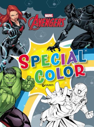 Special Color Marvel Avengers