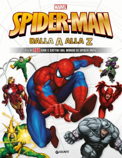 Spiderman dalla A alla Z - Enciclopedia dei Personaggi
