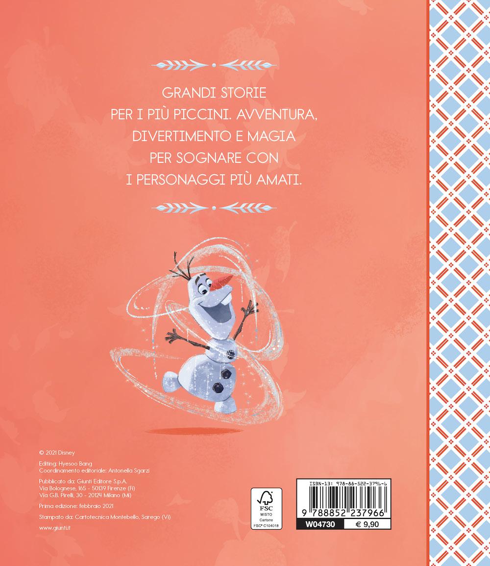Frozen II La storia del film - Librotti