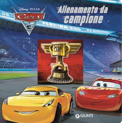 Allenamento da campione Cars 3 - Magie cartonate