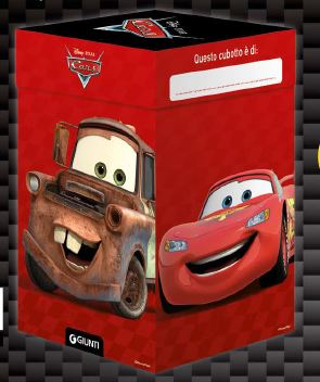Cars Cubotto