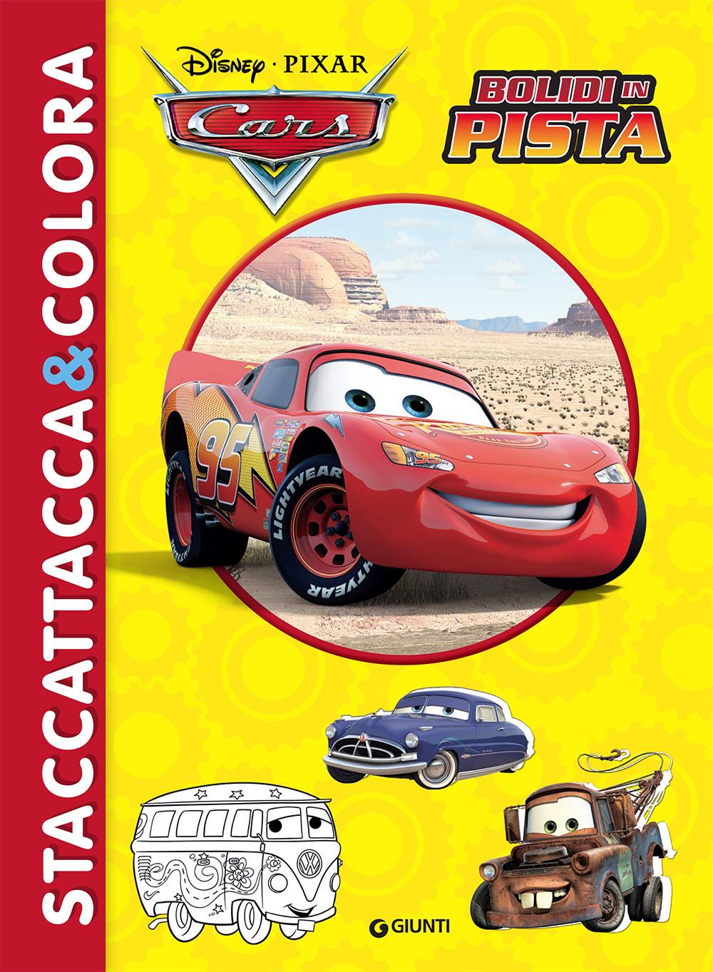 Staccattacca&Colora Cars Bolidini in pista