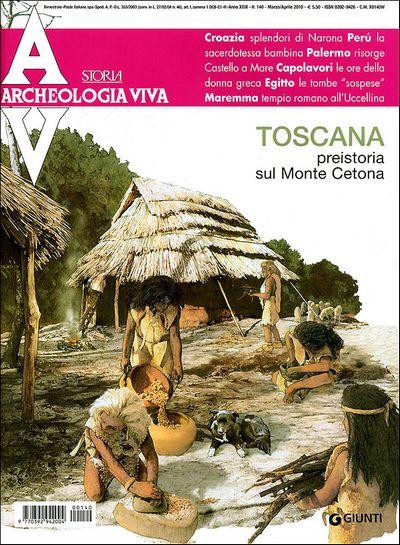 Archeologia Viva n. 140 - marzo/aprile 2010