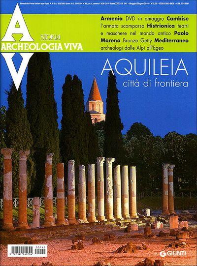 Archeologia Viva n. 141 - maggio/giugno 2010