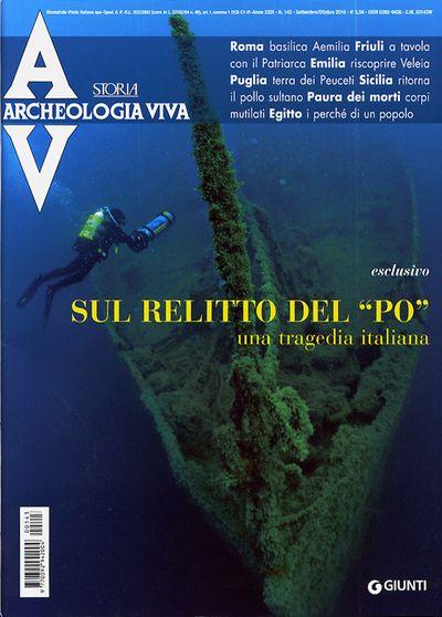 Archeologia Viva n. 143 - settembre/ottobre 2010