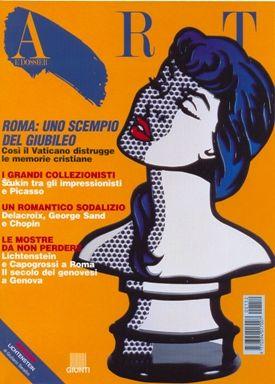 Art e dossier n. 152, Gennaio 2000