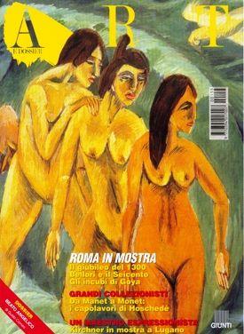 Art e dossier n. 155, Aprile 2000