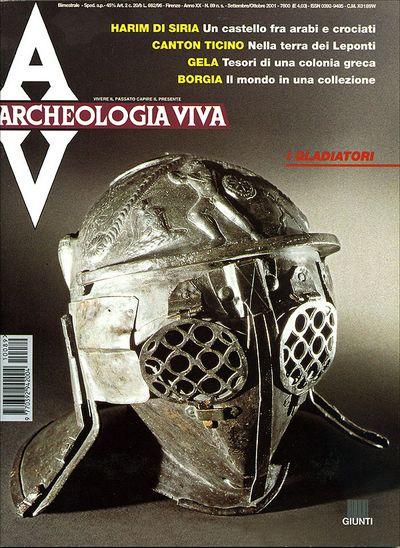 Archeologia Viva n. 89 - settembre/ottobre 2001