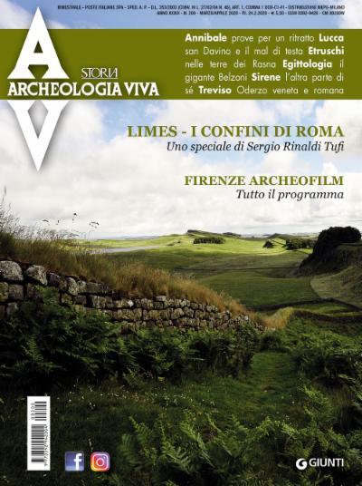 Archeologia Viva n. 200 - marzo/aprile 2020