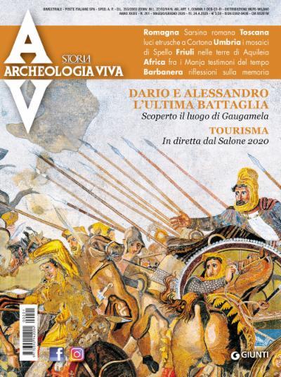 Archeologia Viva n. 201 - maggio/giugno 2020
