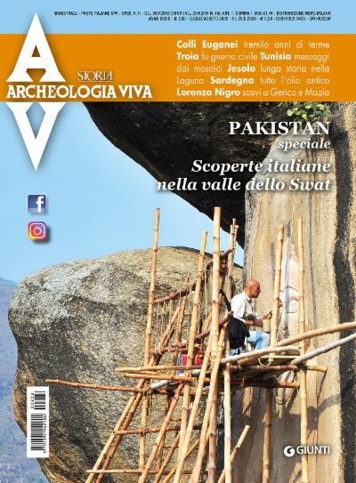 Archeologia Viva n. 202 - luglio/agosto 2020