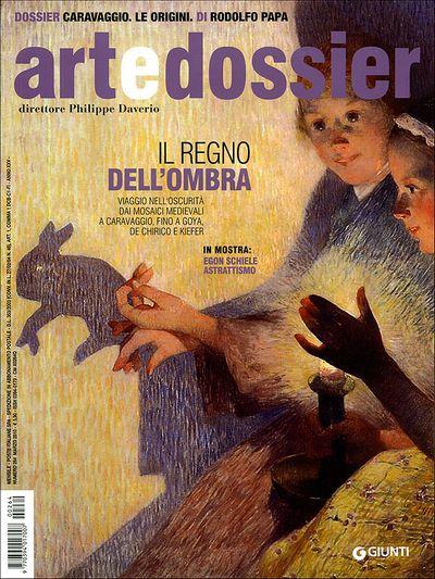 Art e dossier n. 264, marzo 2010