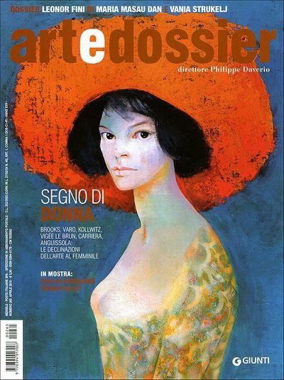 Art e dossier n. 265, aprile 2010