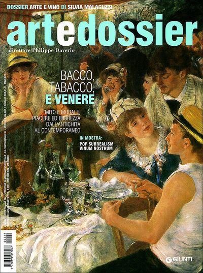 Art e dossier n. 268, Luglio/Agosto 2010