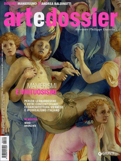 Art e dossier n. 269, settembre 2010