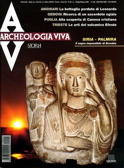 Archeologia Viva n. 93 - maggio/giugno 2002