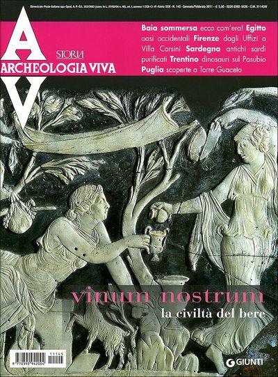 Archeologia Viva n. 145 - gennaio/febbraio 2011