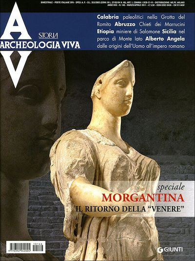 Archeologia Viva n. 146 - marzo/aprile 2011