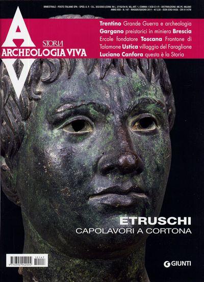 Archeologia Viva n. 147 - maggio/giugno 2011