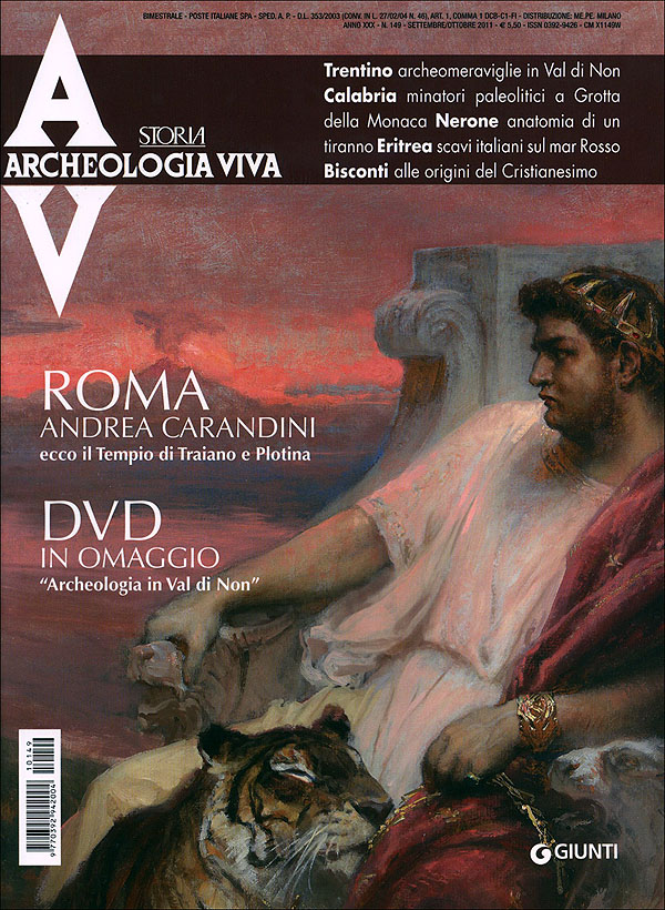 Archeologia Viva n. 149 - settembre/ottobre 2011