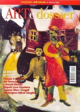 Art e dossier n. 165, Marzo 2001