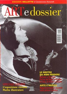 Art e dossier n. 166, Aprile 2001