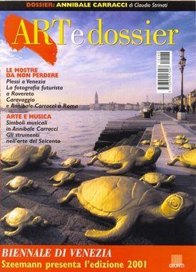Art e dossier n. 168, Giugno 2001