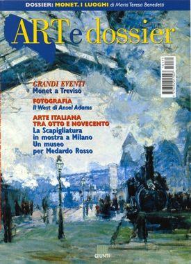 Art e dossier n. 171, Ottobre 2001