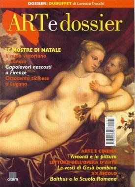 Art e dossier n. 173, Dicembre 2001