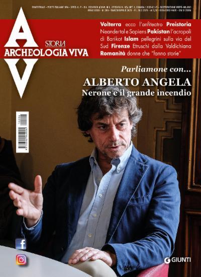 Archeologia Viva n. 206 - marzo/aprile 2021