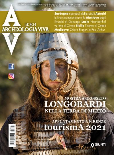 Archeologia Viva n. 210 - novembre/dicembre 2021