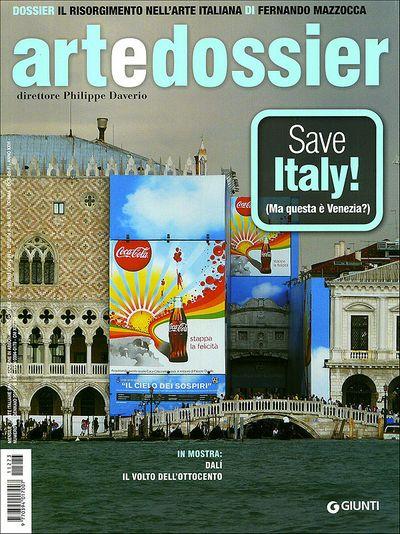 Art e dossier n. 273, gennaio 2011