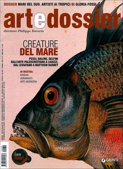 Art e dossier n. 279, Luglio/Agosto 2011