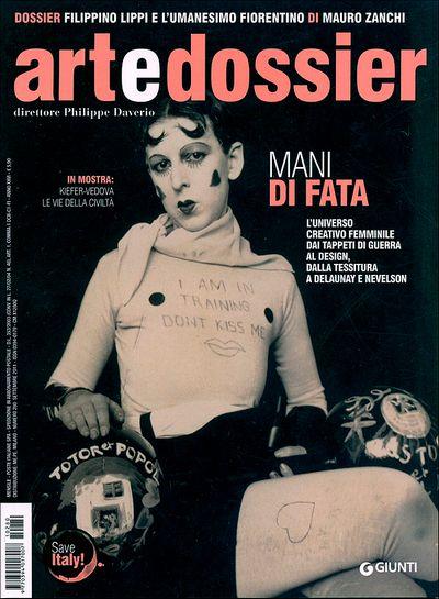 Art e dossier n. 280, settembre 2011