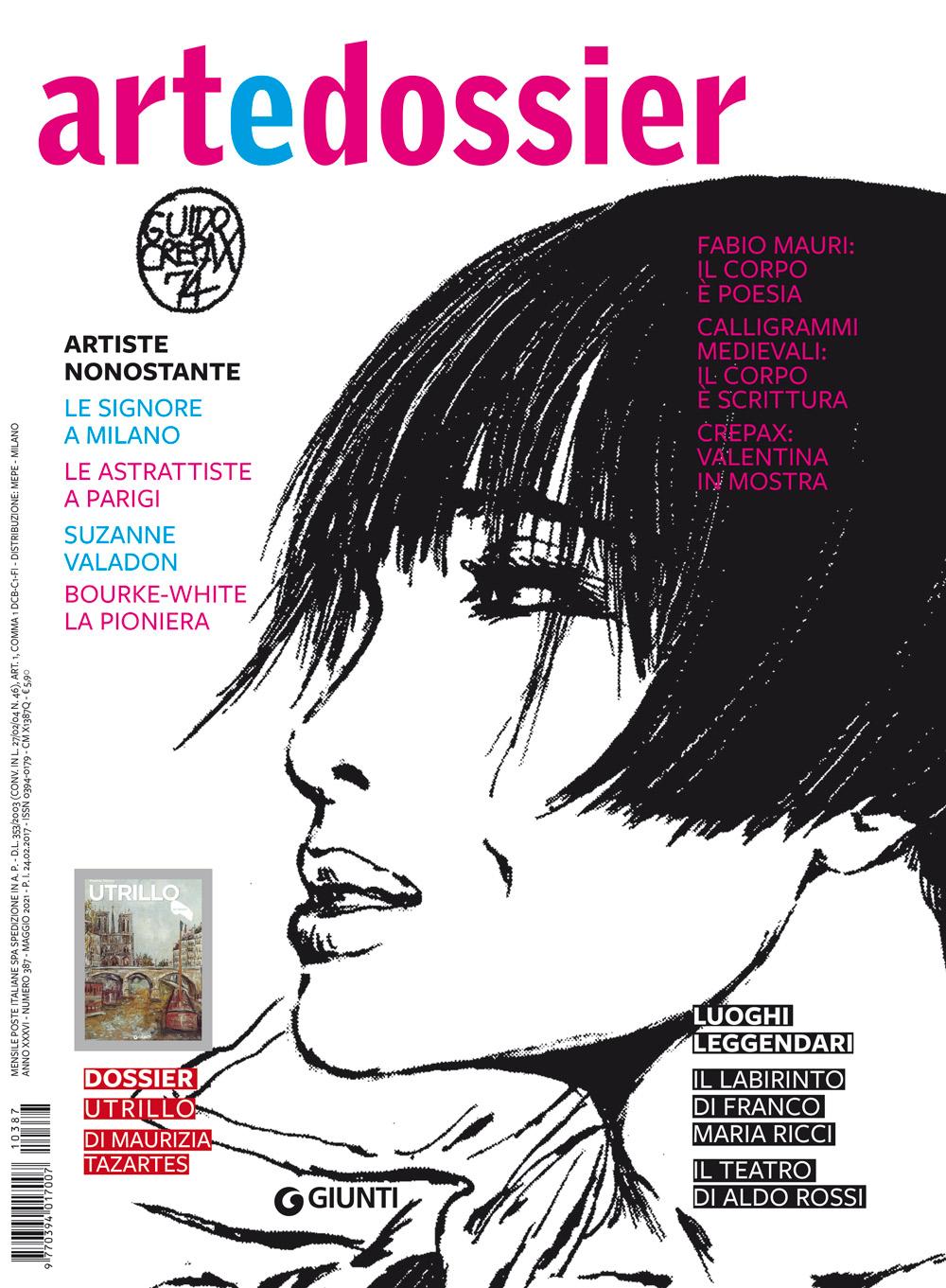 Art e Dossier 387 Maggio 2021
