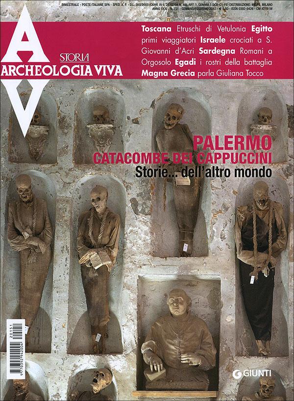 Archeologia Viva n. 151 - gennaio/febbraio 2012