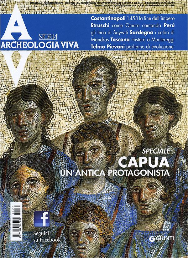 Archeologia Viva n. 153 - maggio/giugno 2012