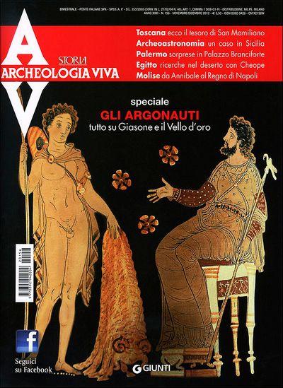 Archeologia Viva n. 156 - novembre/dicembre 2012